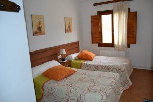 Casa rural Balsica habitación