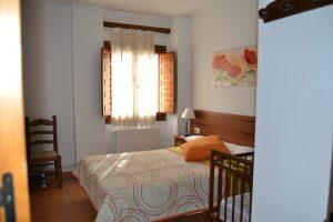 Casa rural Balsica habitación matrimonio