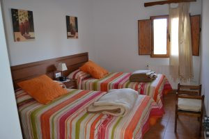 Casa rural Arrayán habitación doble