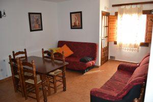 Casa rural Somogil salón