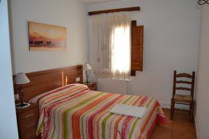 Casa rural Somogil habitación matrimonio