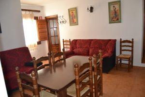 Casa rural Somogil comedor