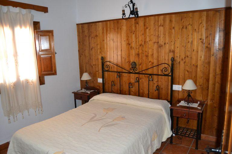 Casa rural Alberquilla habitación