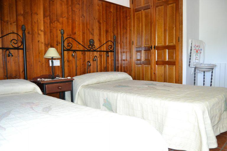 Casas rural Alberquilla habitación doble