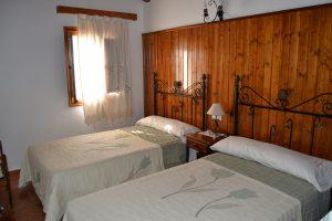 Casa rural Muela habitación