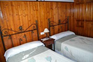 Casa rural Muela habitación doble