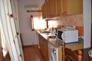 Casa rural Atalaya cocina