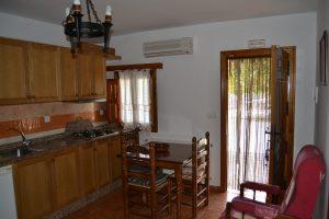 Casa rural Hondares salón