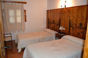 Casa rural Bañaor habitación doble
