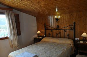 Casa rural Atalaya habitación matrimonio