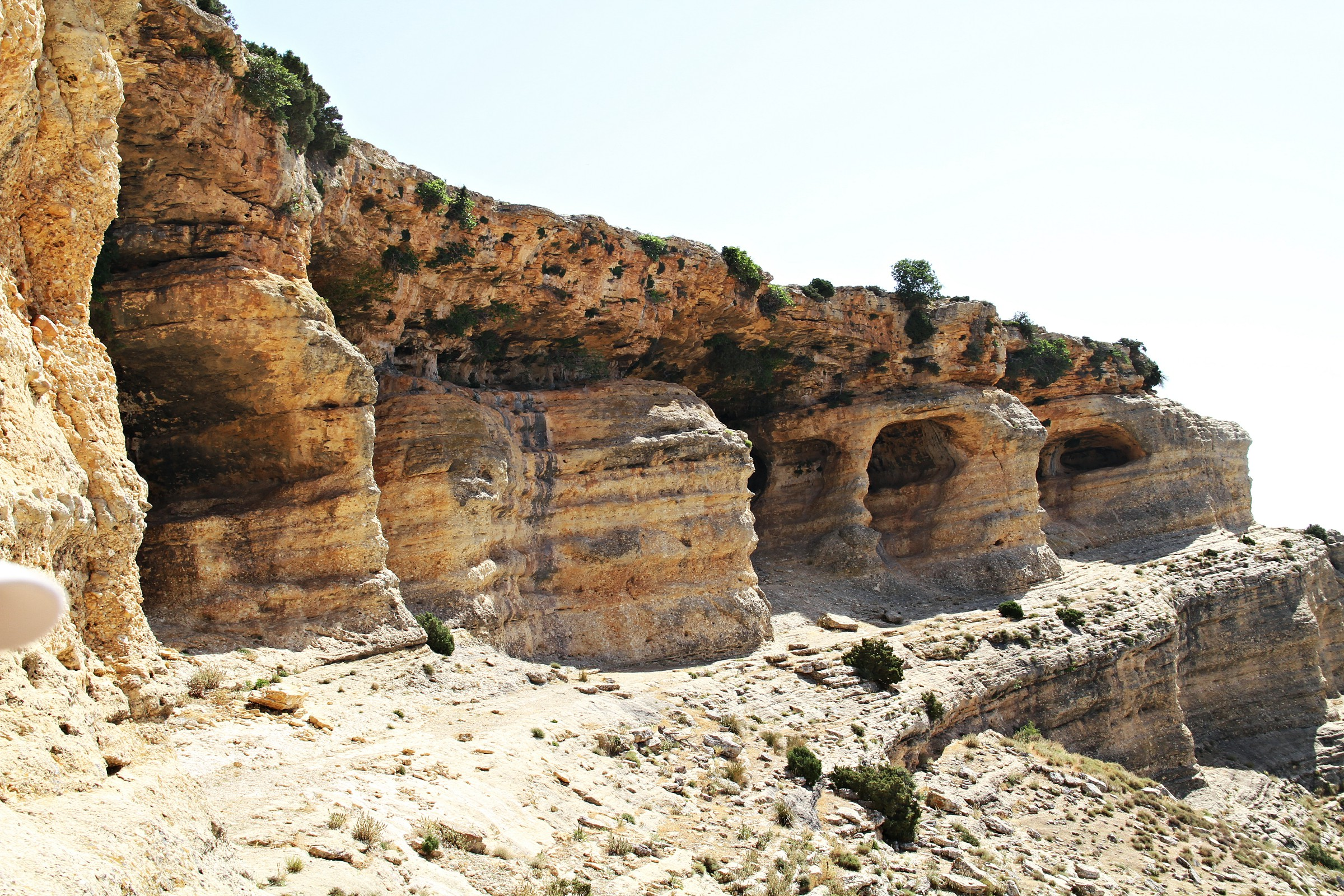 Cuevas de Zaen